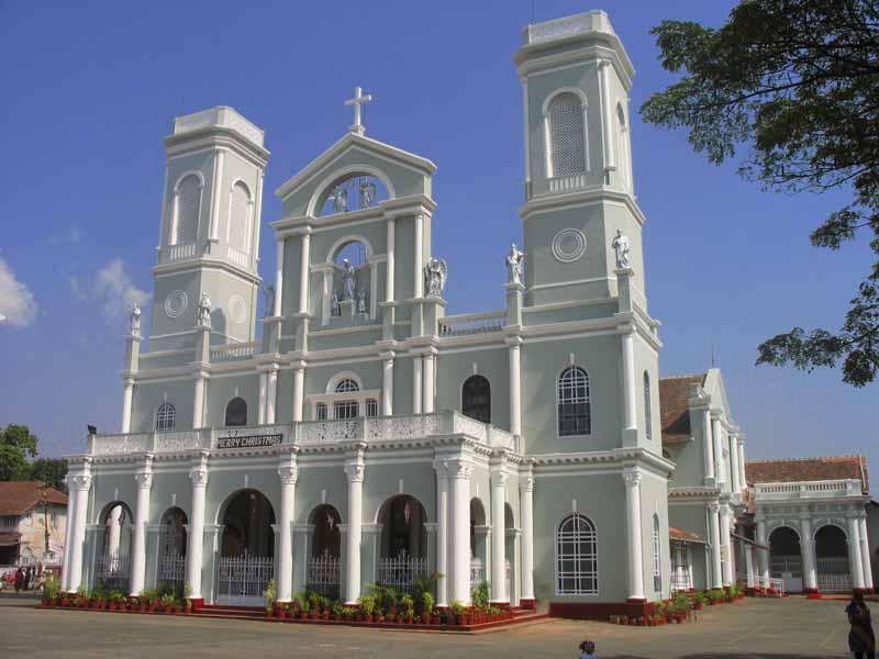 Milagres church mangalore