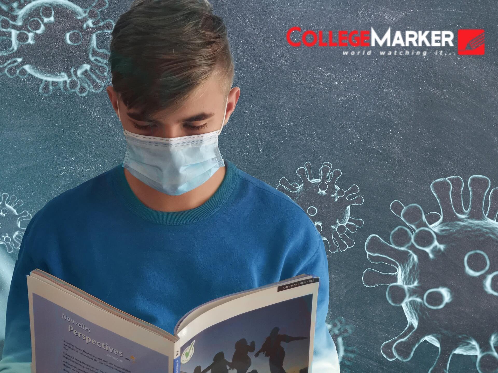 impact of coronavirus on students - CollegeMarker