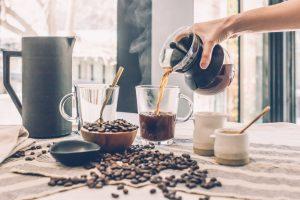 Caffeine beverages