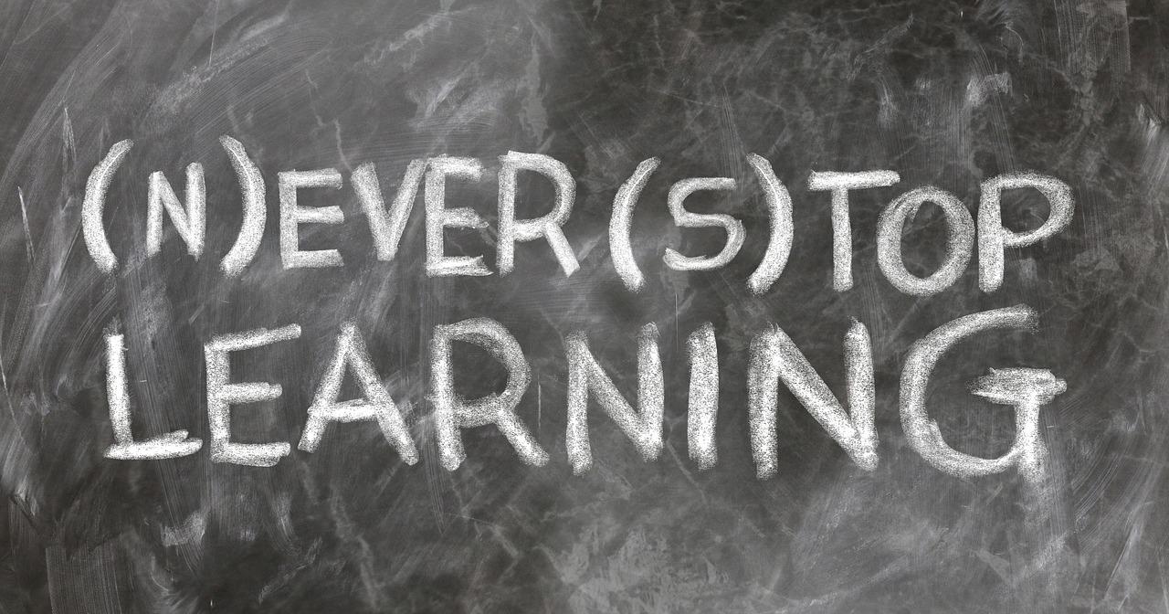 never stop learning - CollegeMarker