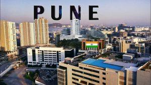 Pune City - CollegeMarker
