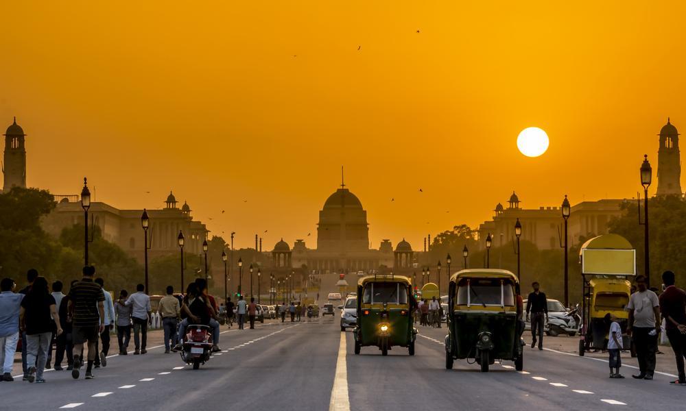 New Delhi City - CollegeMarker