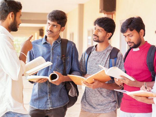conversation among students