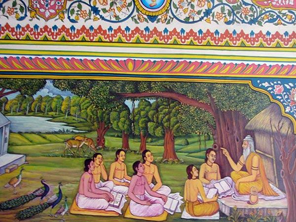 ancient gurukul education