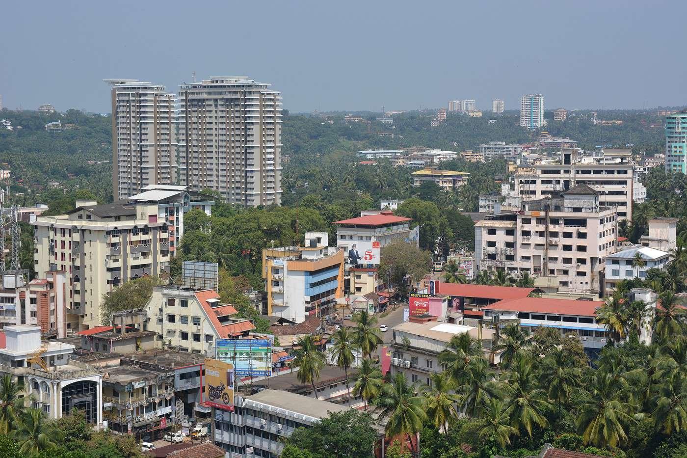 Mangalore Top View