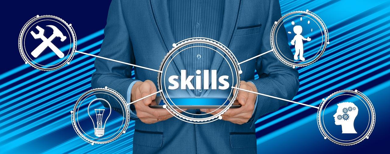 Skills representation