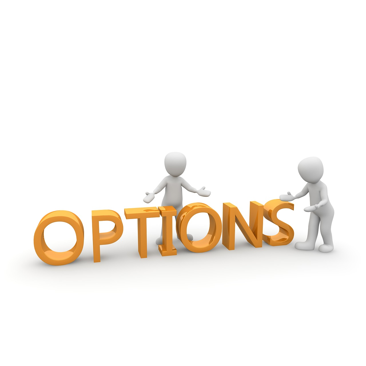 Options representation