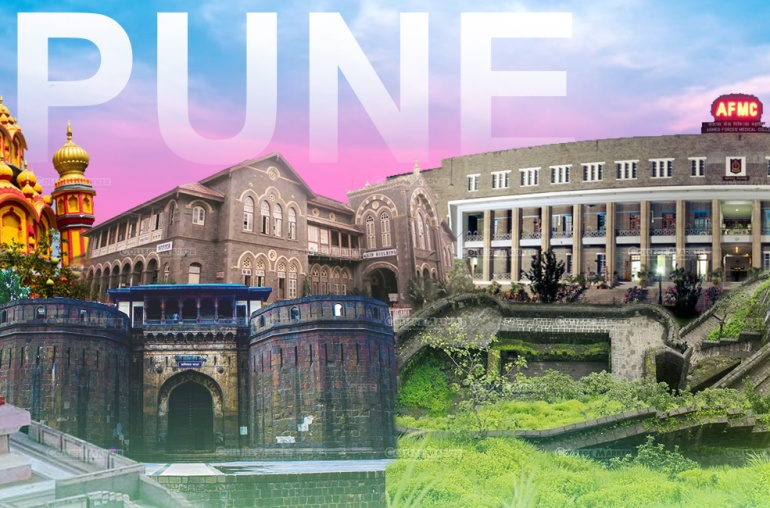 Pune - Oxford of the east