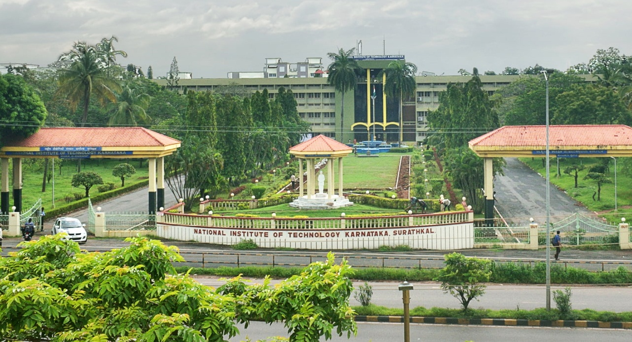 National Institute of Technology (NITK) Surathkal, Karnataka